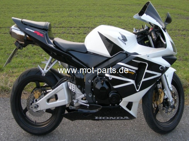 cbr 600 rr bj 03 04 verkleidung motorradverkleidung. Black Bedroom Furniture Sets. Home Design Ideas