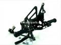 rearset CBR 600 RR year 03-04, black