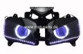 Angel Eyes CBR 600 RR year 03-06, blue